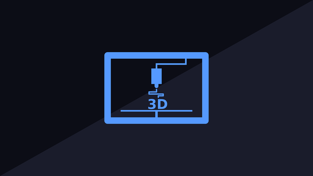 3D printing symbol