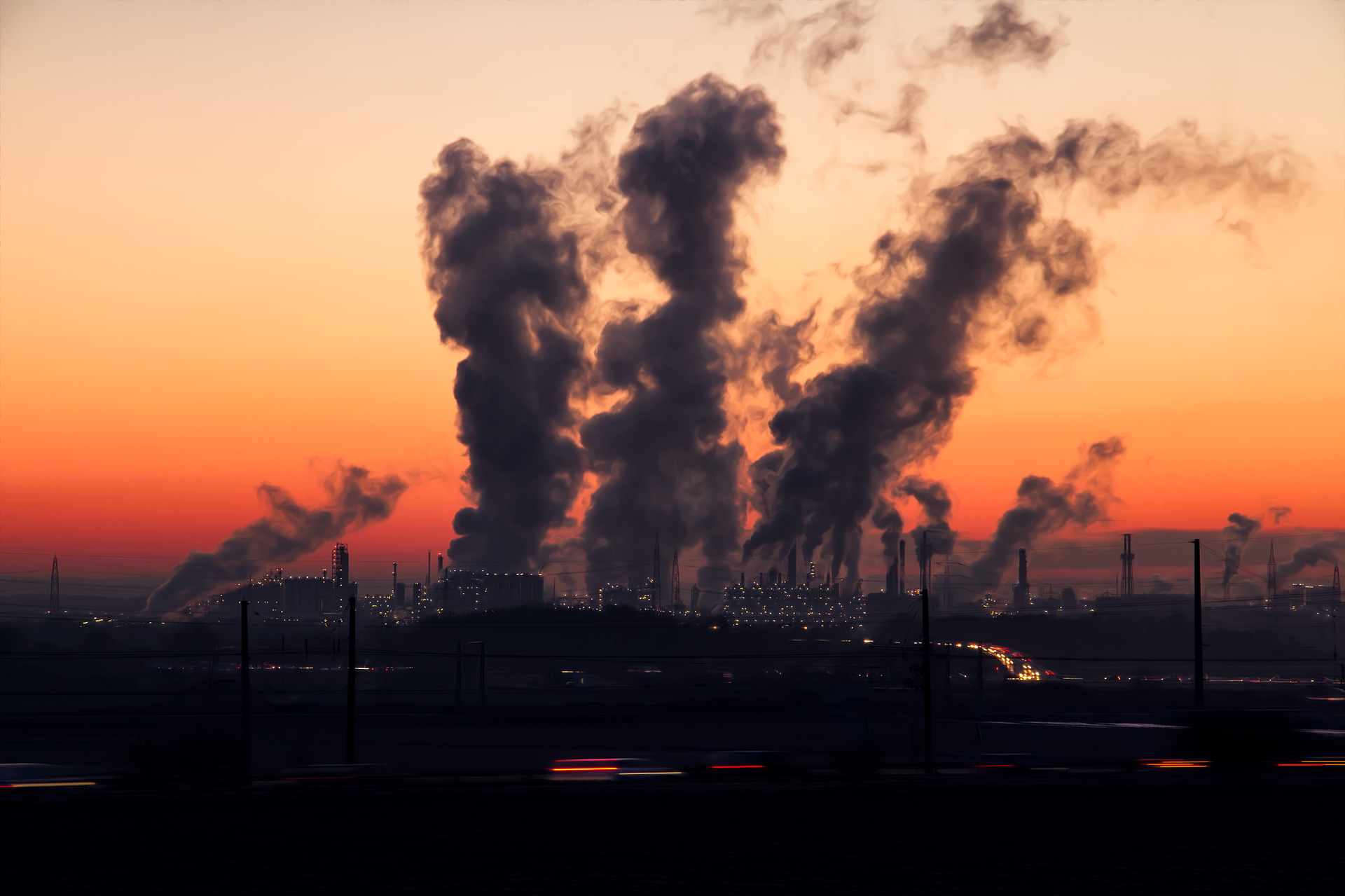 Environmental pollution as a consequence of industry and its prevention in 2020